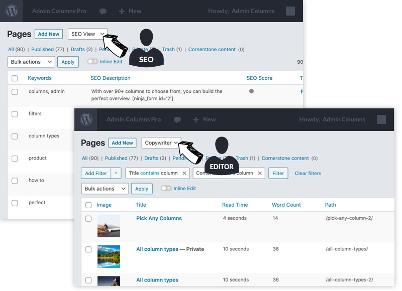 Export your posts to CSV
