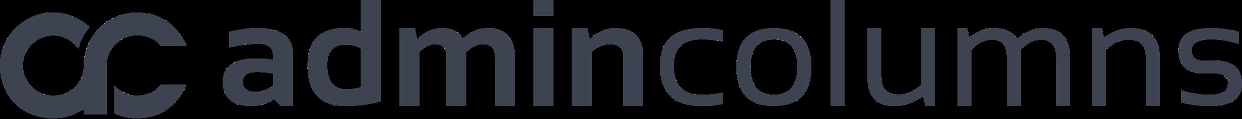 Mono white logo