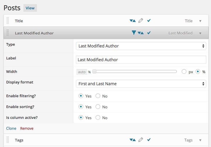 Admin Columns Pro 3 3 - Blog - Admin Columns Pro