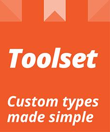 Toolset Types logo