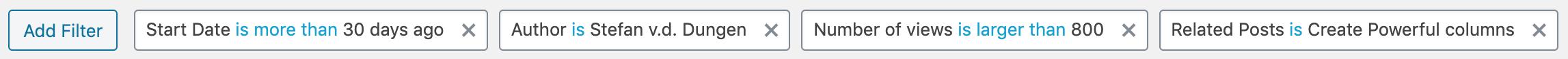metabox smart filtering